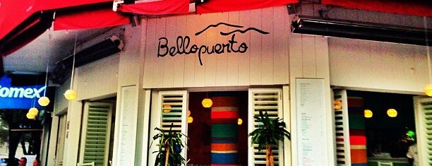 Bellopuerto is one of ¡Restaurantazos!.