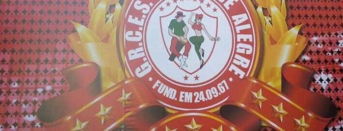 G.R.C.E.S Mocidade Alegre is one of Escola de Samba.