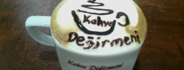 Kahve Değirmeni is one of n..