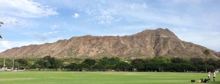 Kapiolani Regional Park is one of Honolulu.