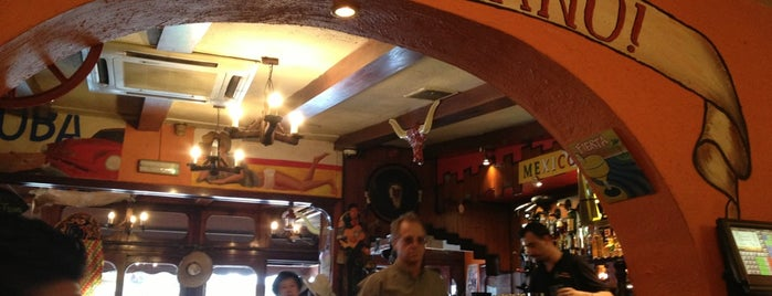 Loco Mexicano is one of Casual Restaurants in London.