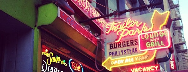 Trailer Park Lounge & Grill is one of Best Burgers NYC.