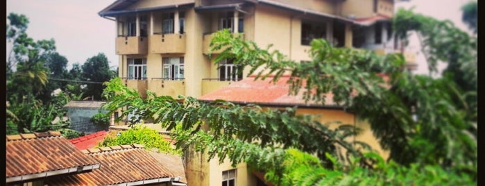 New Hostel Canteen is one of University Of Moratuwa.