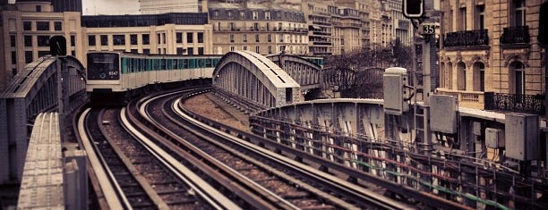 Métro La Motte-Picquet – Grenelle [6,8,10] is one of Métro de Paris.