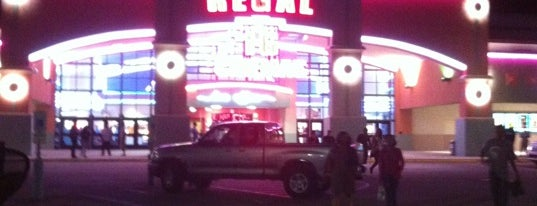 Regal Cinemas Trussville 16 is one of What I do.....