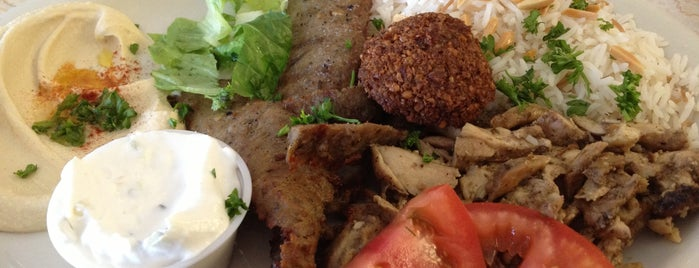 The 13 Best Places For Kebabs In Fort Worth