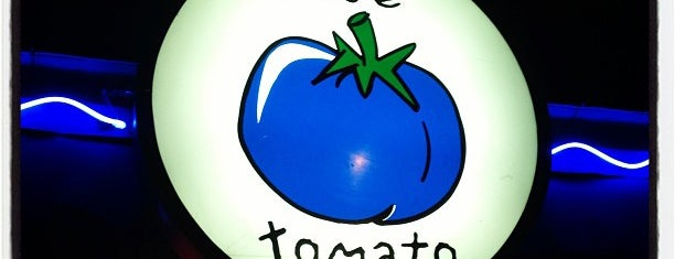 Blue Tomato is one of Foodie!.