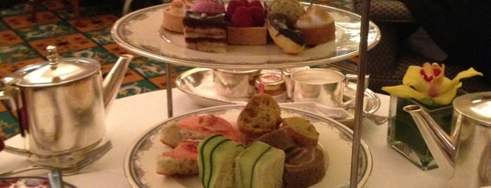 High Tea @ Fairmont is one of Vancouver to do list.