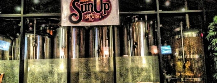 SunUp Brewing Co. is one of Phoenix Brewery Tour.