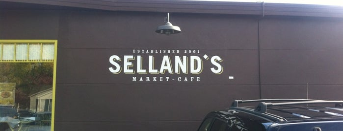 Selland's Market-Café is one of The 15 Best Places for a Pizza in Sacramento.