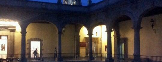 Palacio de la Escuela de Medicina is one of Museos · Galerías · Centro Cultural.