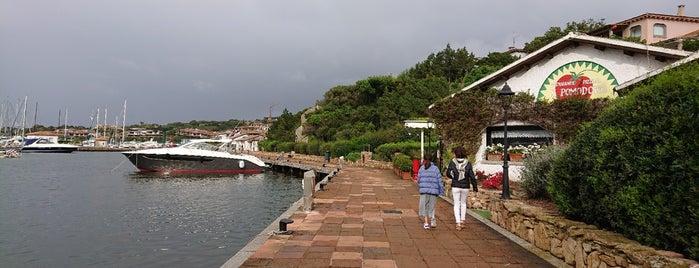 Porto Rotondo is one of Sardinia.