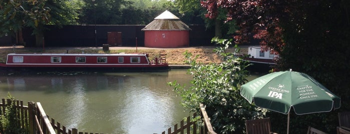 The Boathouse is one of Must-visit Pubs in Cambridge.