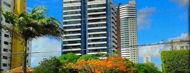Avenida Campos Sales is one of Lugares por onde andei..