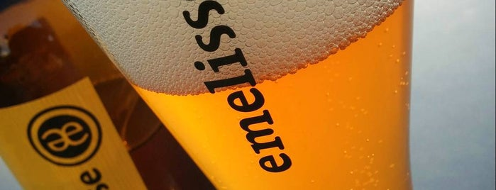 Restaurant Café Emelisse is one of Beer / RateBeer's Top 100 Brewers [2015].
