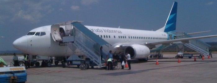 El Tari International Airport (KOE) is one of Indonesia's Airport - 1st List..