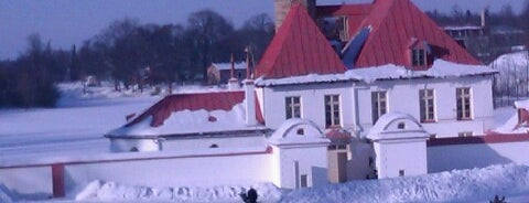Приоратский дворец / Priory Palace is one of OnLine-Traveller.ru.