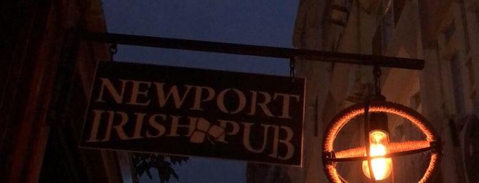 Newport Irish Pub is one of Yakında....