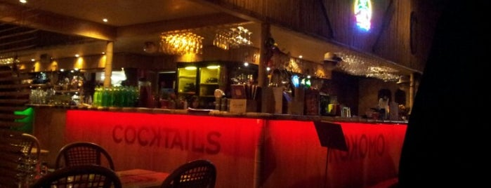 Kokomo Tikibar & Room is one of Helsinki's Best Bars.