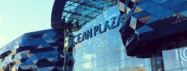 Ocean Plaza is one of СССР.