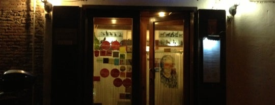 Trattoria Sora Lella is one of Rome Italy.