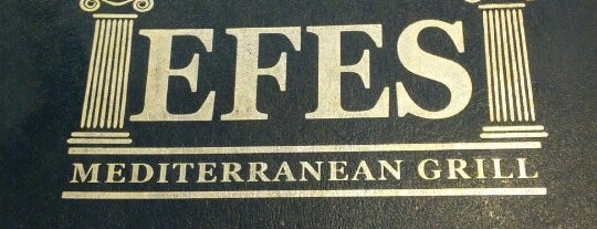 Efes Mediterranean Grill is one of Halal Dining.