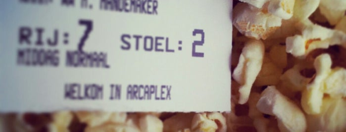 Arcaplex is one of Favo.
