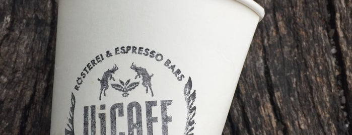 ViCAFE - Barista Espresso Bar is one of Coffee to drink in CNW Europe.