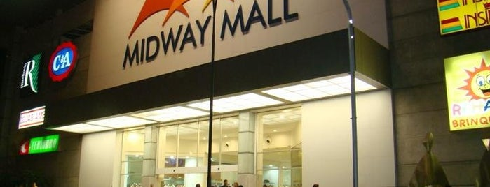 Midway Mall is one of Lugares por onde andei..