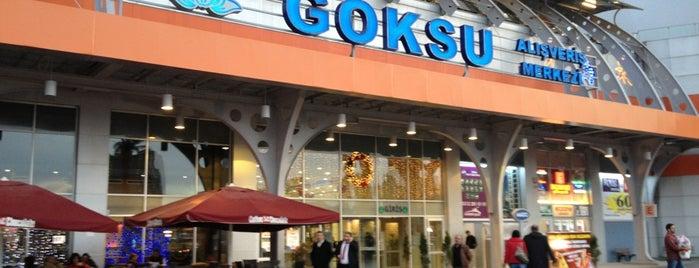 Göksu Alışveriş Merkezi is one of Ankara AVM'leri.