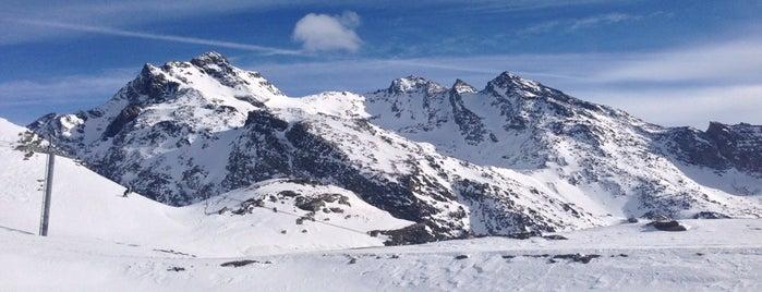 Orelle is one of Stations de ski (France - Alpes).