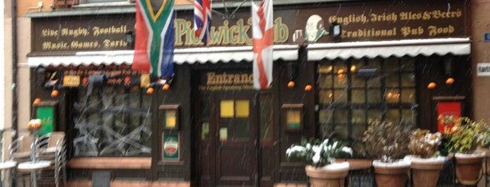 Mr. Pickwick Pub Baden is one of Switzerland.