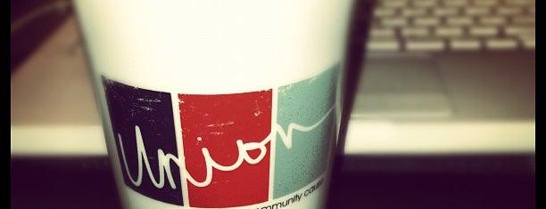 Union is one of Caffeine Fix.