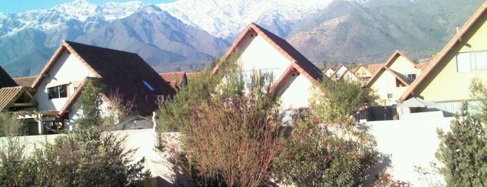Condominio Casas de la Fuente is one of Peñalolén.