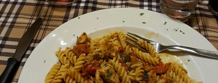 La Gravina Ristorante - Pizzeria is one of Milano food.