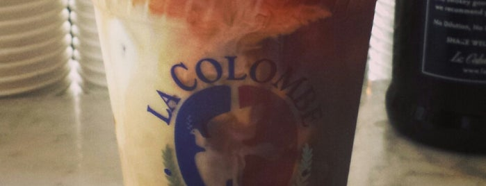 La Colombe Torrefaction is one of NYC Dining.