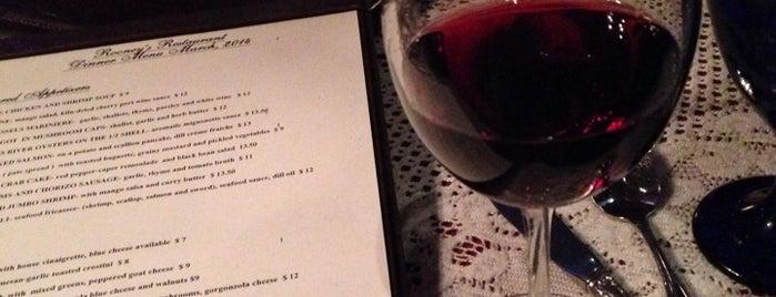 Rooney's Restaurant is one of favorite Rochester restaurants.