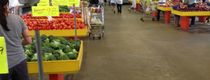 Canino Produce Co. is one of Off the beaten path & cool spots.
