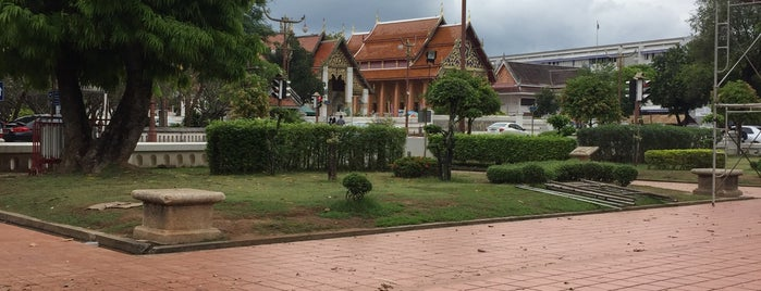 ข่วงเมืองน่าน is one of ลำพูน, ลำปาง, แพร่, น่าน, อุตรดิตถ์.