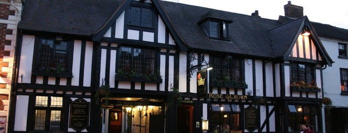 Rose & Crown is one of Top picks for Pubs.