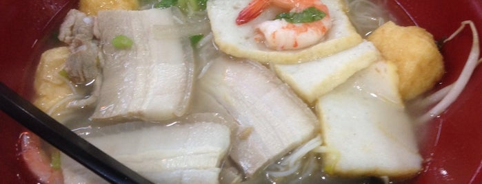 Prawn Soup 蝦湯小館 is one of Awesome Food Places All Over.