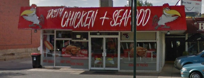 Chicken Time is one of Adelaide.