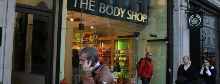 Body Shop is one of To (Beauty-) Shop.