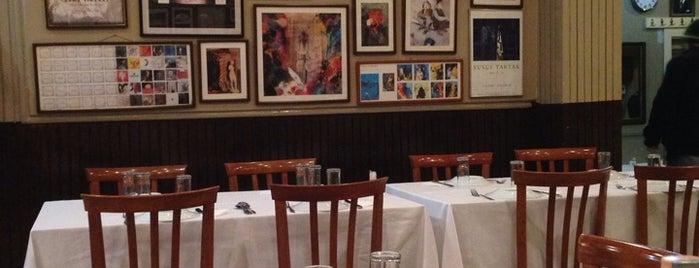 Refik Restaurant is one of İstanbul Meyhaneleri.