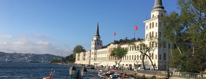 Kuleli Askeri Lisesi is one of Architecture Highlights.