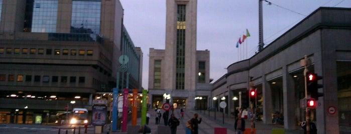 Gare du Nord / Noordstation (MIVB / STIB | De Lijn) is one of MIVB/STIB.
