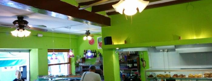 Bar aki me kedo is one of Restaurantes!!.