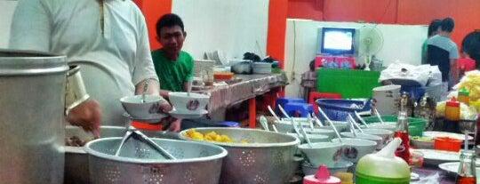 Sop Saudara Irian is one of Food Territory.