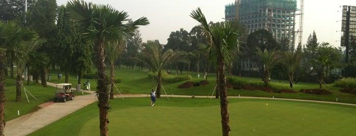 Senayan Golf Course is one of Birdie Badge (Jakarta).