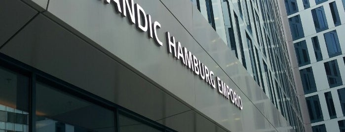 Scandic Hamburg Emporio is one of Hotels I´ve visited.